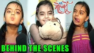 Yeh Hai Mohabbatein : Ruhi's FUN on the sets | Must Watch