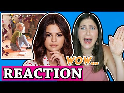 download Julia Michaels - Anxiety (Audio) ft. Selena Gomez | REACTION