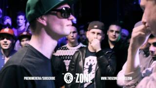 The O-Zone Battles: Krazy Toss vs D-Nice (Promo)