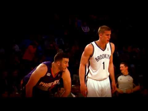 NBA Rooks: Plumlee Brothers at All-Star Weekend
