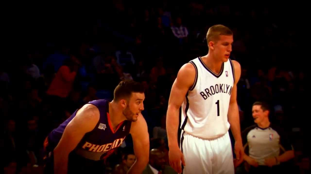 NBA Rooks: Plumlee Brothers at All-Star Weekend - YouTube