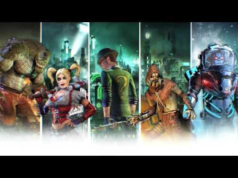 BATMAN: Arkham Underworld -  Trailer
