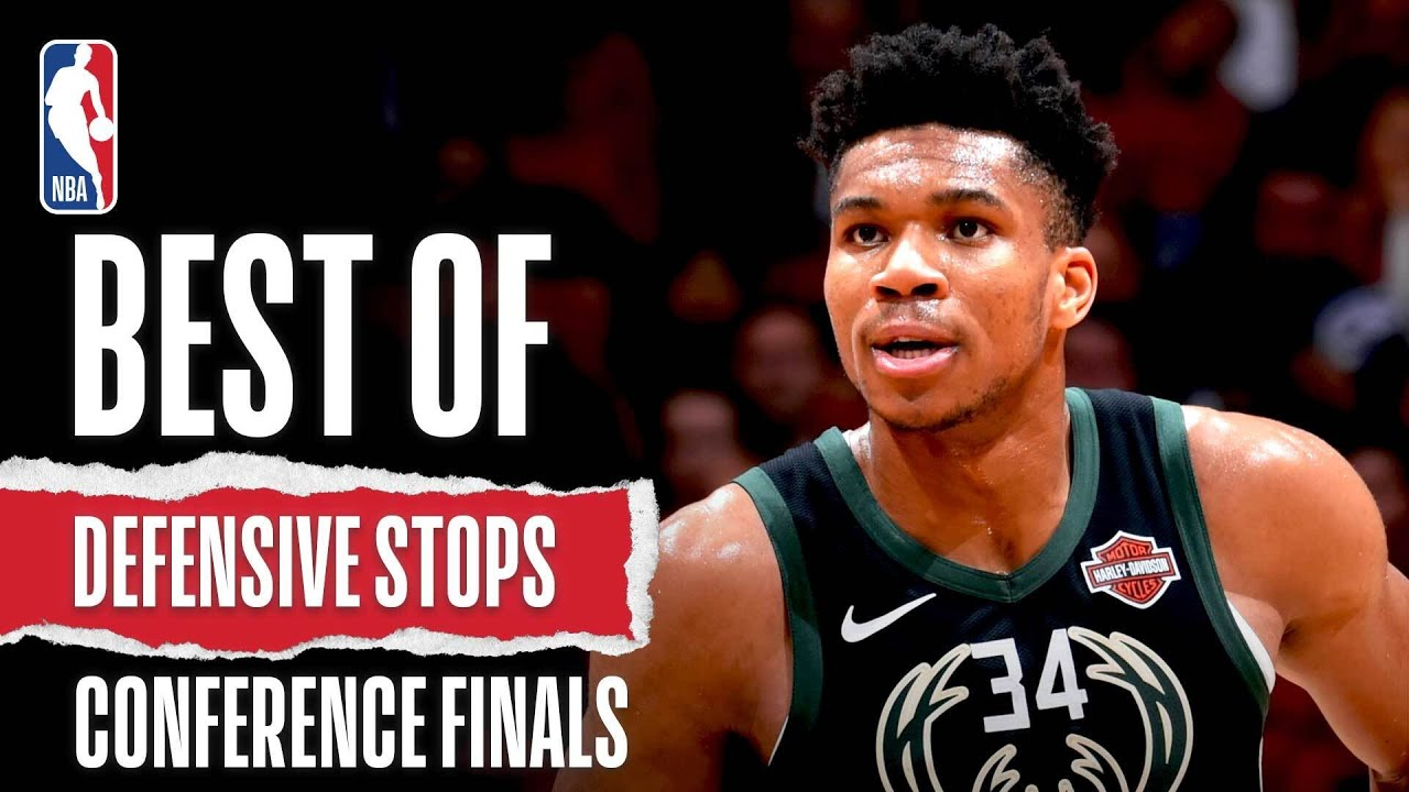 Best #CloroxDefense Plays In NBA Conference Finals Since 2015!