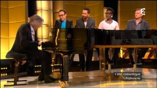 Dimitri Naiditch interprète Le Lac des Cygnes en version jazz chez Jean-François Zygel
