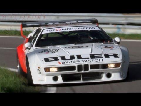 Epic Sound BMW MOTORSPORT M1 Procar, M3 E30 DTM, 635 CSI, STW, Z4 GT3, 2002ti, Gurnigel 2015