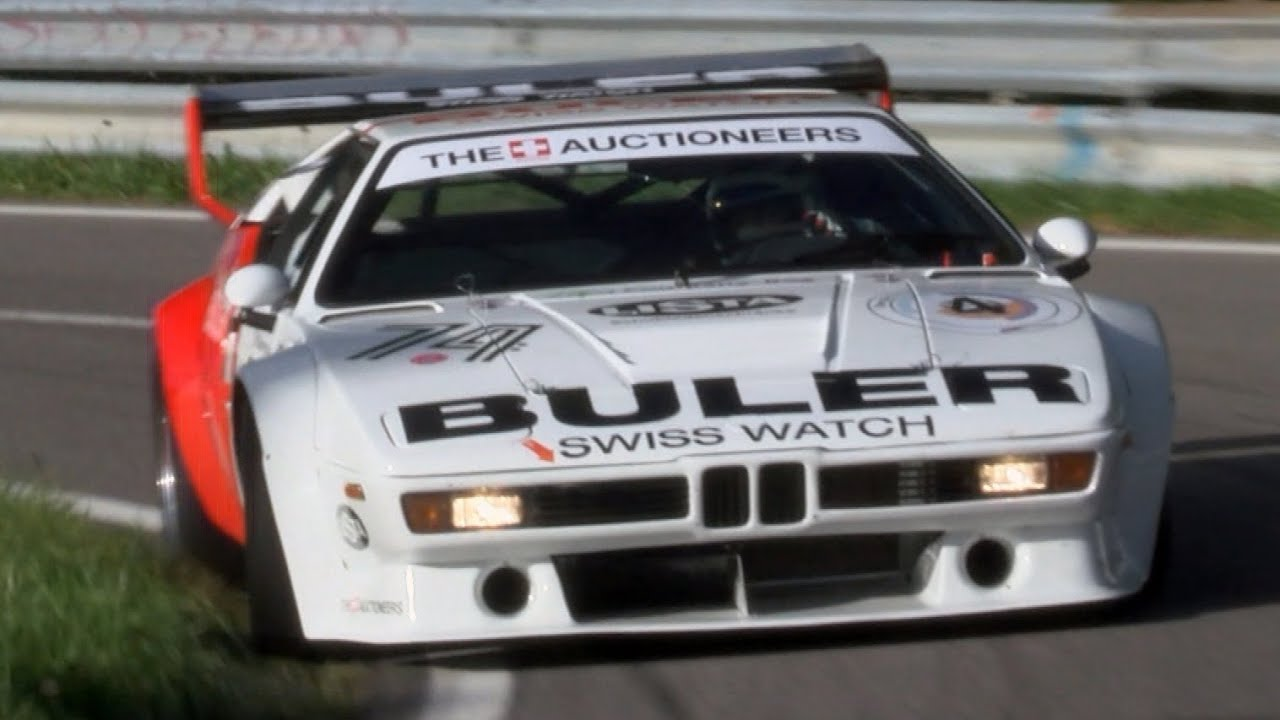Epic Sound Bmw Motorsport M1 Procar M3 E30 Dtm 635 Csi