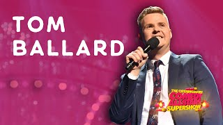 Tom Ballard - 2019 Melbourne Comedy Festival Opening Night Comedy Allstars Supershow