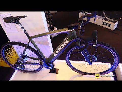 c9a1f3fa30b 2017 Basso Astra Road Bike - Walkaround - 2016 Eurobike BicycleTube. 2019  Look e-765 Gravel Disc Cycle Cross Bike - Walkaround - Debut at 2018