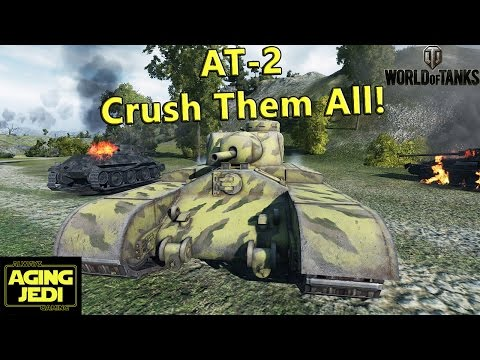 AT-2: Resistance is Futile! - World of Tanks