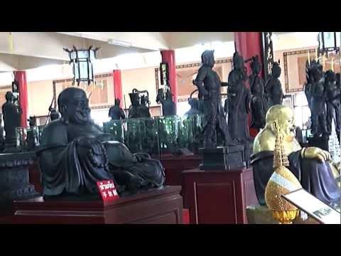Wat Yan & Wihan Xian tempel outside Pattaya