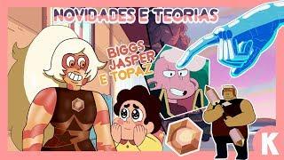 BIGGS JASPER E TOPAZ! LARS VAI VOLTAR (Steven Universo novos episódios)