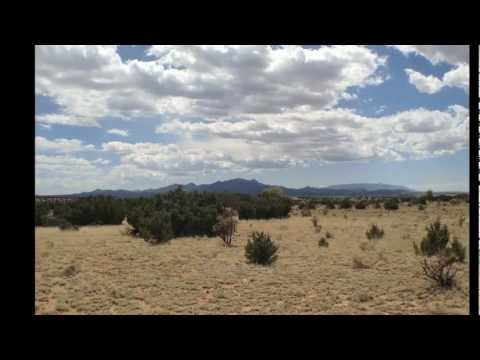 Santa Fe Real Estate Horse Property on 14 Acres with Magnificent Views