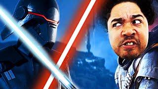 LE MEILLEUR JEU STAR WARS ? (oui)   Star Wars Jedi : Fallen Order FR