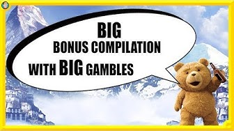 💥 BIGGGG Bonus Compilation: Ted, Star Turns, Jackpot Gems & Big Gambles !!! 💰