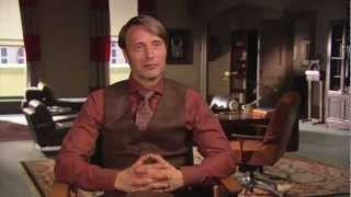 Mads Mikkelsen Interview - Hannibal