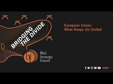 BSF 2018 European Union: What Keeps Us United