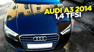 видео Продажа Audi A3 2016 года 1.8 л, пробег 11 тыс.км. Одесса