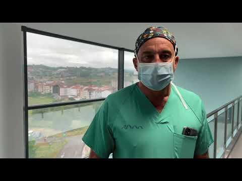 Ourense ya utiliza los robots Da Vinci en cirugía 26.7.21