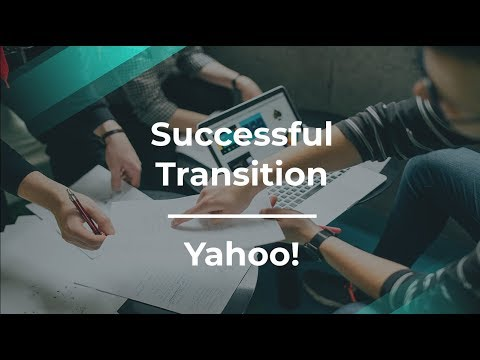 How to Successfully Transition to Product Management by Yahoo! PM