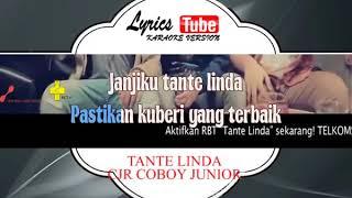 Lagu Karaoke CJR COBOY JUNIOR - TANTE LINDA