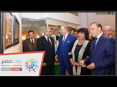 وزير الثقافة تفتتح الدورة الرابعة لملتقى القاهرة الدولي للخط العربي  - نشر قبل 4 ساعة