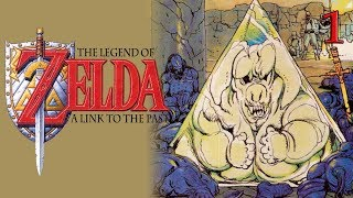 The Legend of Zelda: A Link to the Past (Stream) — Part 1
