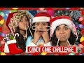 Funny Christmas Party Game - Candy Cane Fun 2017 : GAMES // GEM Sisters