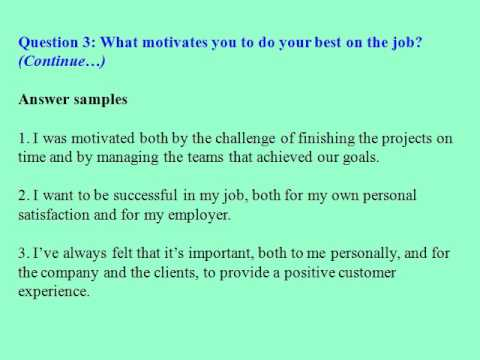 Senior accountant interview questions and answers - YouTube