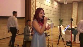 我只在乎你 Dreambird Music Live Music Entertainment for Corporate Events and Weddings