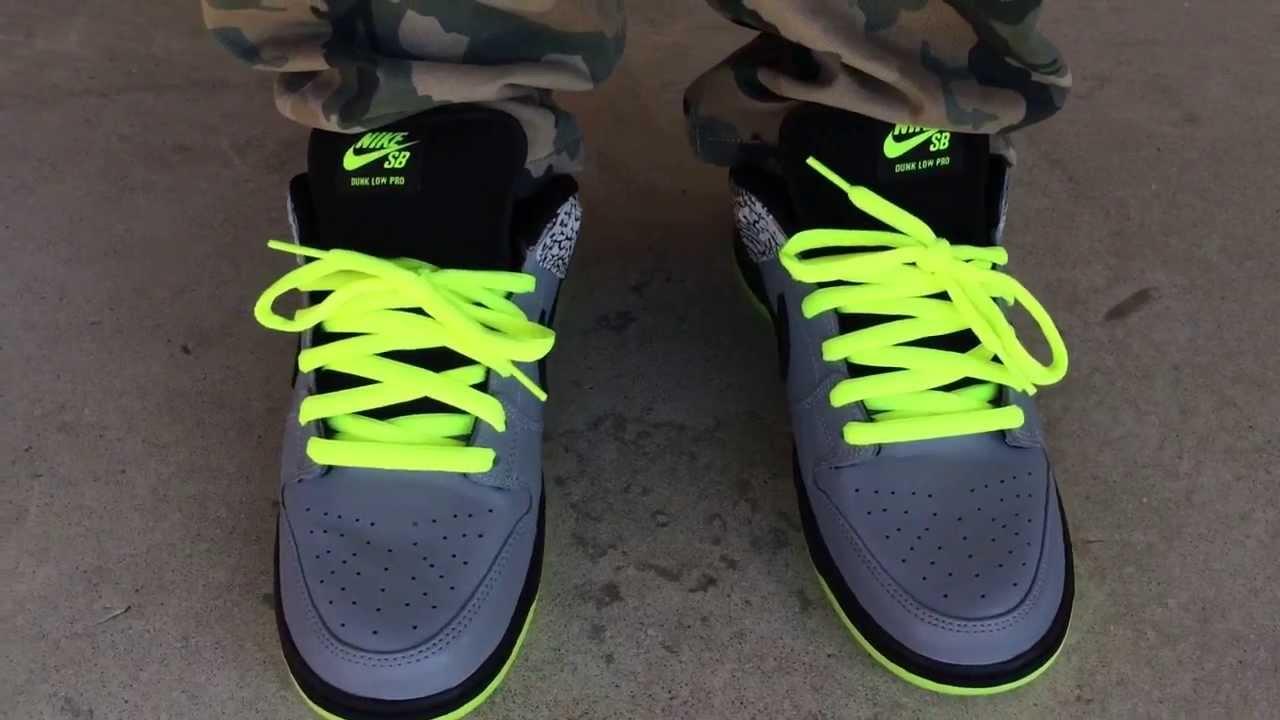 Nike Dunk SB Low QS x DJ Clark Kent