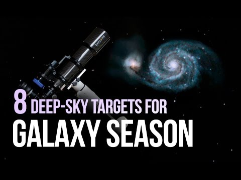 DSLR Astrophotography: 8 Targets for Galaxy Season