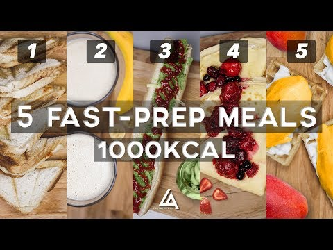 What 1,800 Calories Appears Like (No-Prepare)
