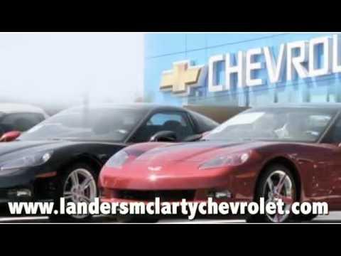 Landers McLarty Chevrolet - Your Huntsville, AL Chevrolet ...