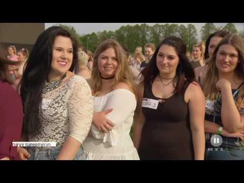 60 goldene Tickets zu vergeben - Curvy Supermodel - RTL II