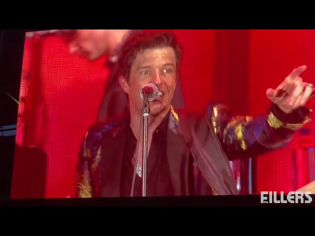 THE KILLERS - For Reasons Unknown - Live - Macron Stadium Bolton 13.07.2018