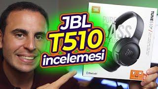 TR'DE TEK JBL Tune 510BT Detaylı İnceleme ( Mikrofon, Zoom, PUBG Oyun Testi)