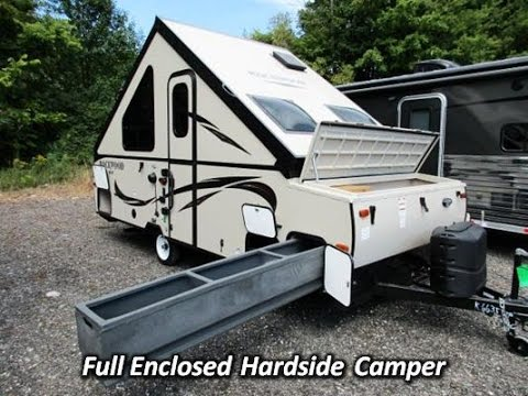 haylettrvcom 2016 rockwood harside a212hw highwall a frame popup camper by forest river rv