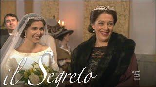 Il Segreto - Amalia e Bosco si sono sposati e Francisca ne è felice.