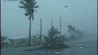 Hurricane Georges - Key West, Florida - September 25, 1998