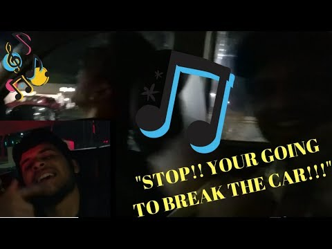 Car Pool Karaoke with THE ROSH!!!