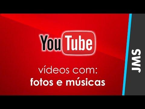 Como Criar um Video com Fotos e Musicas no Youtube