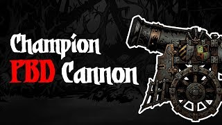 PBD Champion Cannon - E5 Plays Pitch Black Dungeon