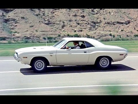 White Challenger Movie >> Vanishing Point Challenger Morphs Into Camaro Prior To Crash Youtube