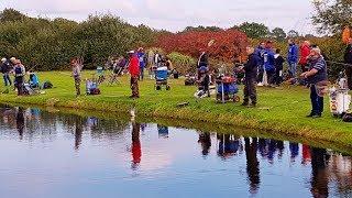 """N.K  Forellen Viswedstrijd  Forellenvijvers het """"Oosterseveld"""" Oosterstreek Fr"""