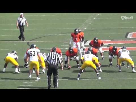 "Anthony Cesar""s highlights - Warner University SS / OLB Senior 2015-16"
