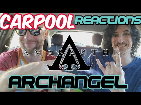 Amaranthe Archangel Carpool Reactions