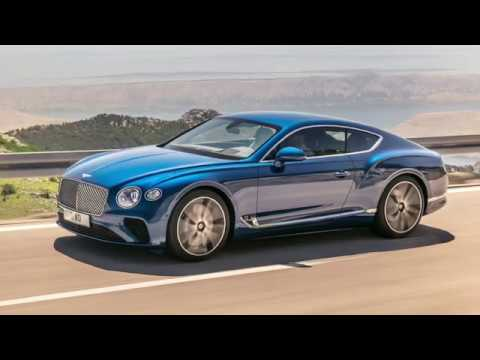 2019 Bentley Continental Gt First Drive Review