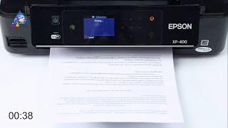 Konica Minolta MagiColor 1600W Старт и скорость черно белой печати тексТ