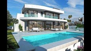 Espagne : Vente Villa moderne de luxe – Nouvelle maison Ces superbes villas qui existent vraiment