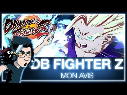 DRAGON BALL FIGHTER Z - Mon avis !